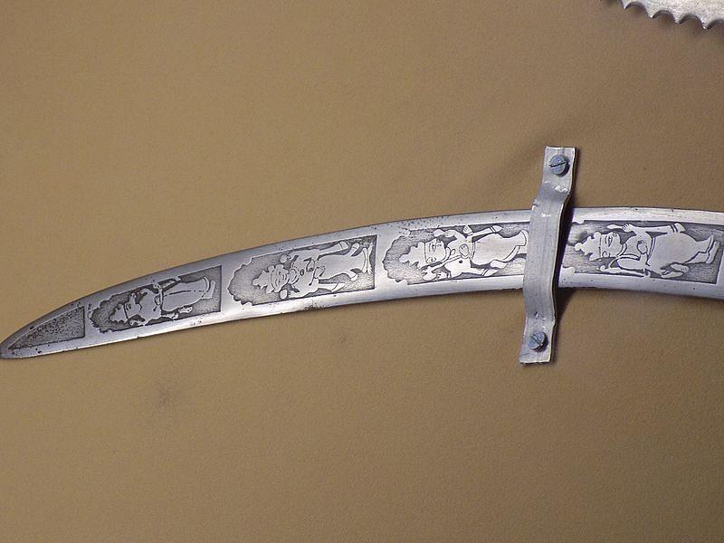 सपने में तलवार चलाते देखने का मतलब - Dream Of Swords Meaning