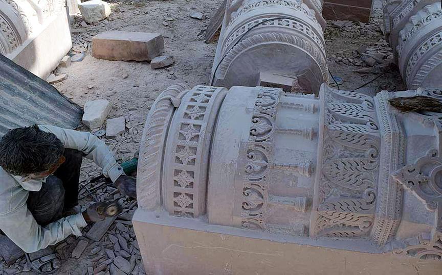 अयोध्या के राम मंदिर में लगेंगे सिरोही के पिण्डवाड़ा से तराशे गए पत्थर