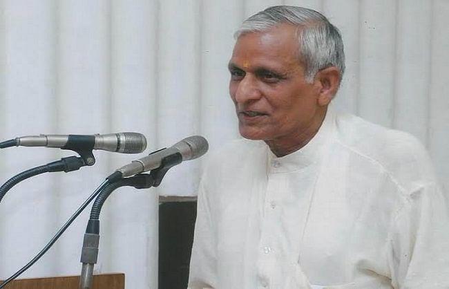 भारतीय चिंतन से ही हो सकता है देश और दुनिया का विकास: बजरंगलाल गुप्ता