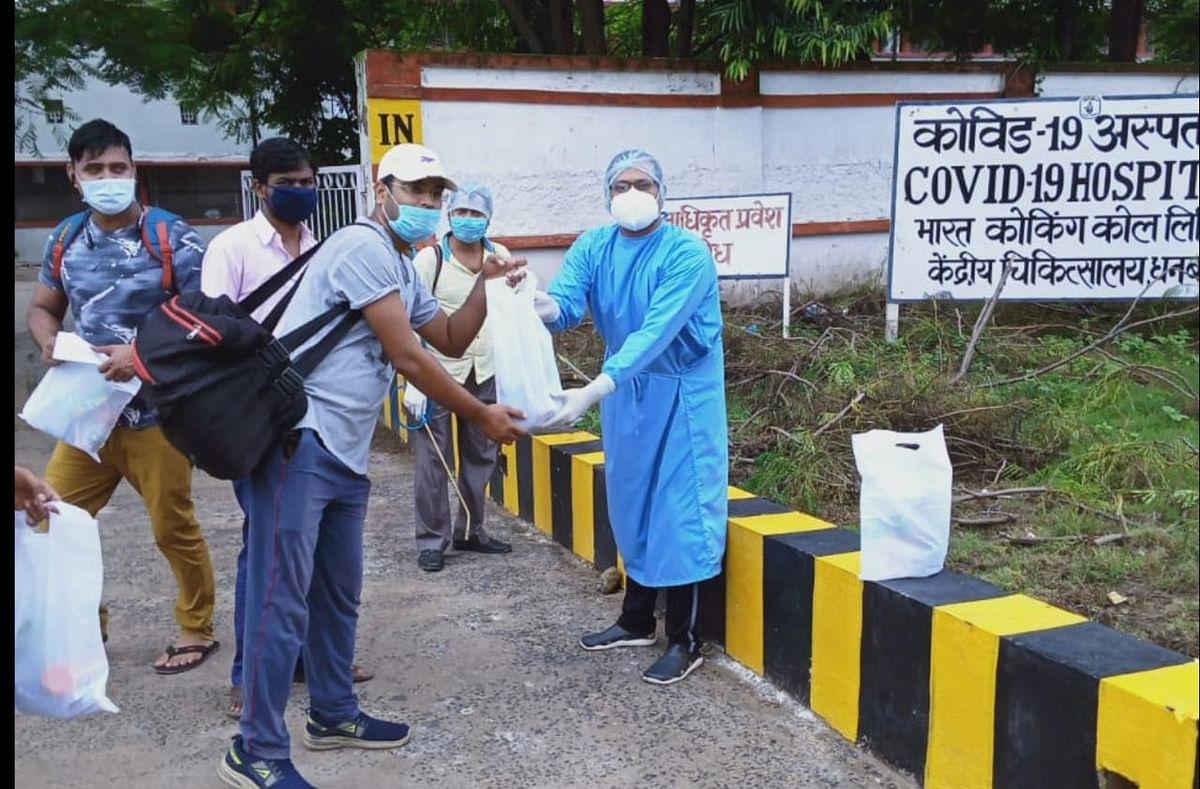 कोयलांचल में 65 वर्षीय बुजुर्ग समेत पांच मरीज़ स्वास्थ्य हुए,  सेंट्रल अस्पताल से किया गया  डिस्चार्ज