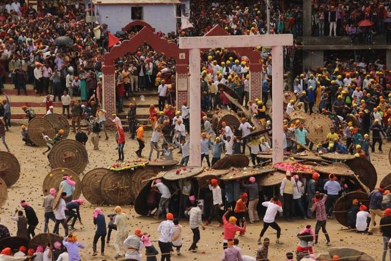 सालों पुरानी परंपरा टूटेगी, इस साल देवीधुरा में नहीं खेला जायेगा बग्वाल