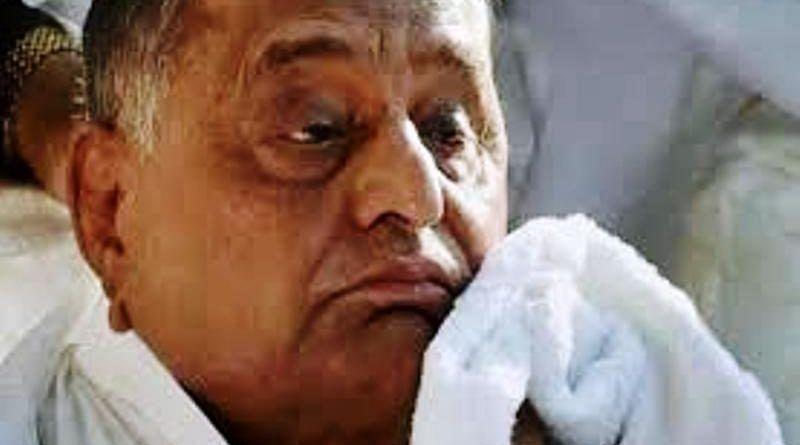 सपा संरक्षक मुलायम सिंह मेदांता अस्पताल से डिस्चार्ज