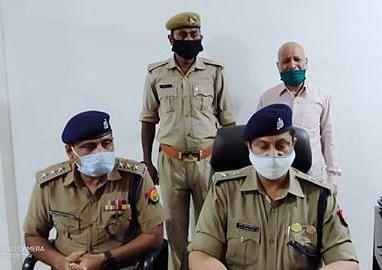 विकरु कांड : एनकाउंटर में मारे गए प्रभात के पिता राजेन्द्र को पुलिस ने दबोचा