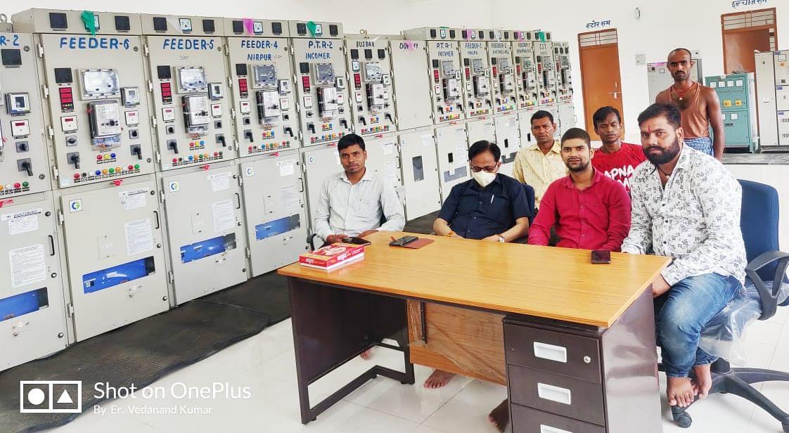 खगड़िया जिले को दो बिजली सब ग्रिड की सौगात