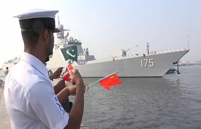 सेटेलाइट ने किया चीन-पाकिस्तान गठजोड़ का खुलासा