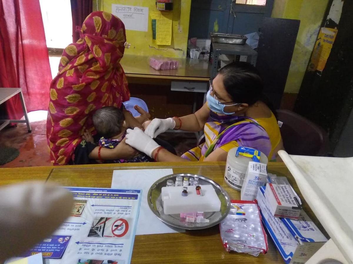 नियमित टीकाकरण में शामिल हुई पीसीवी - डा. एके त्रिपाठी