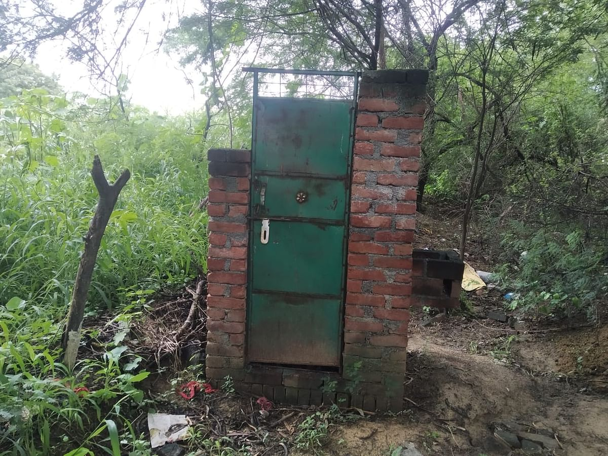 आरटीआई से भी खिलवाड़, एक दर्जन से अधिक नहीं बने शौचालयों को दिखा दिया पूर्ण