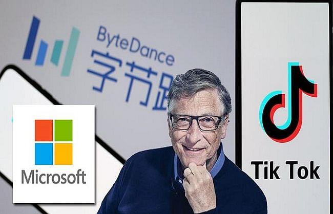 माइक्रोसॉफ्ट ने टिक टॉक खरीद का सौदा फिलहाल रोका