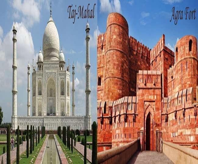 ताजमहल-आगरा किला छोड़कर अन्य स्मारकों का दीदार कर सकेंगे पर्यटक