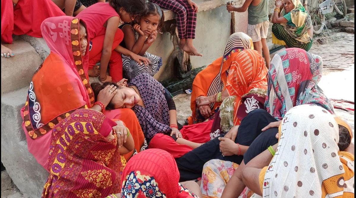 अलीगढ़ : प्रेमी ने घर में घुसकर महिला की गोली मारकर की हत्या