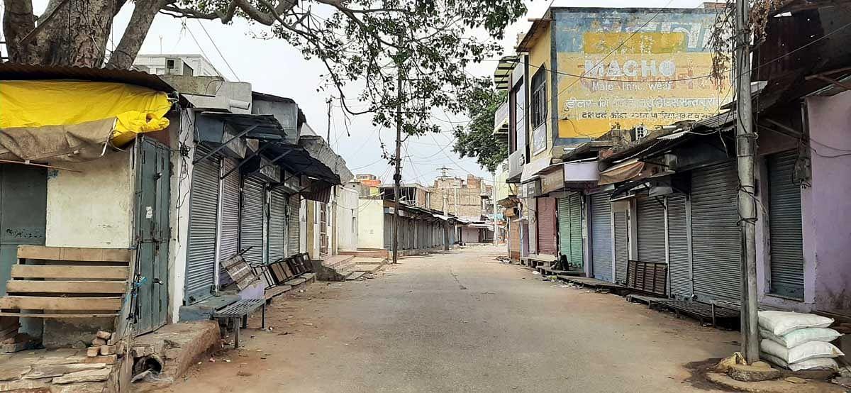 धौलपुर में संडे कर्फ्यू का दिखा पूर्ण असर,आमजन ने किया एडवायजरी का पालन