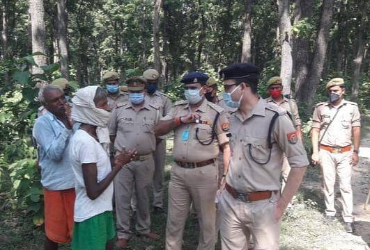 महराजगंज : रेप के बाद गला दबाकर हत्या मामले में एक गिरफ्तार