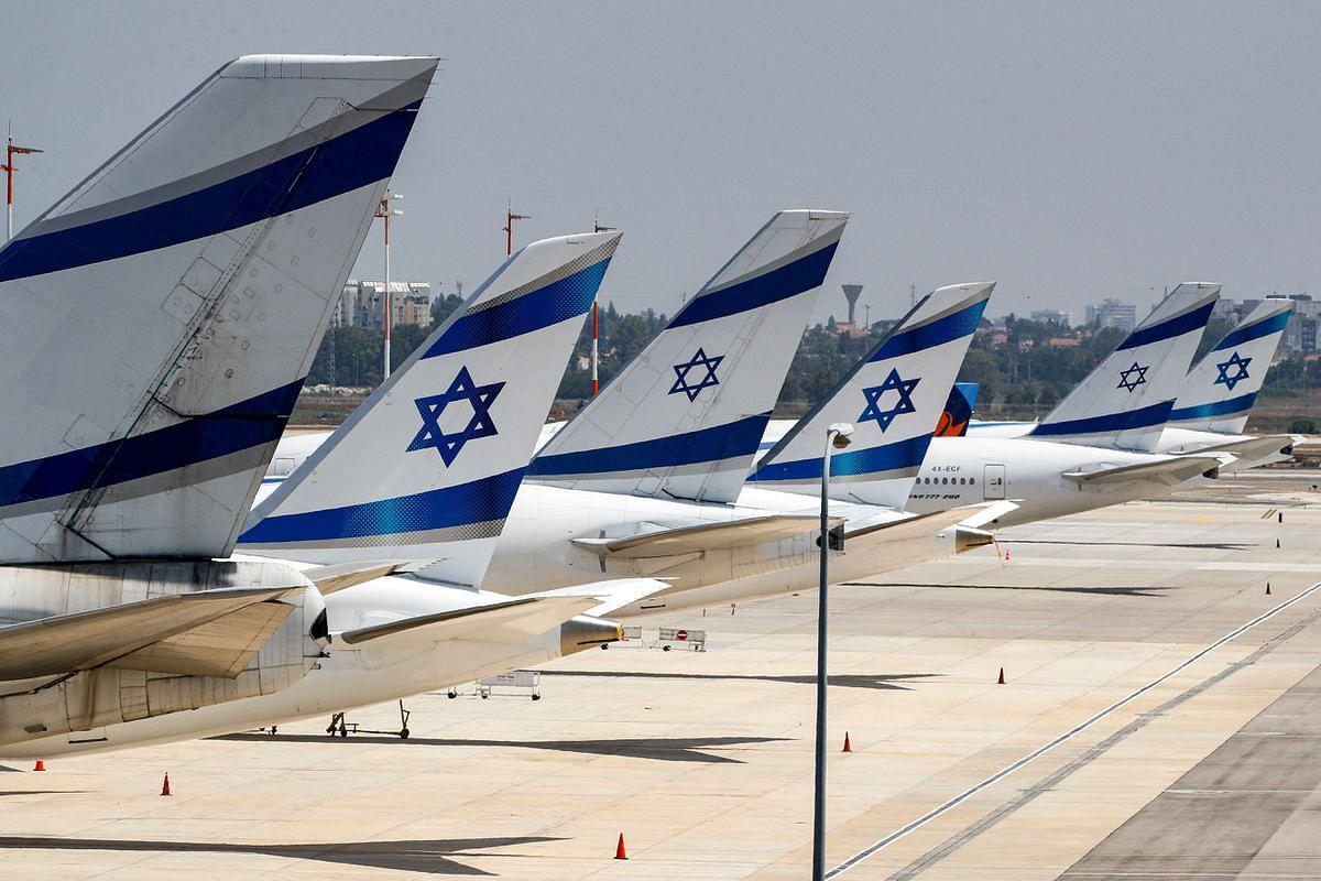इजरायल करेगा अपने यहां अंतरराष्ट्रीय विमान सेवाएं बहाल, कुवैत ने लगाया प्रतिबंध