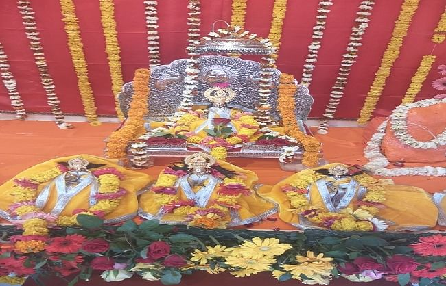 राजस्थान भी आज मनायेगा 'बड़ी दीवाली', मंदिरों में धार्मिक अनुष्ठान आरंभ