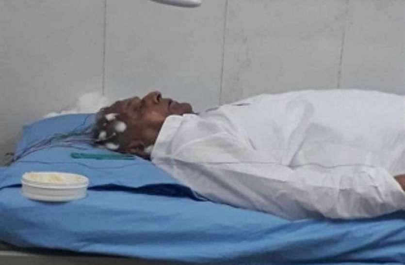 मेदांता अस्पताल में भर्ती सपा संरक्षक मुलायम सिंह की सेहत में सुधार