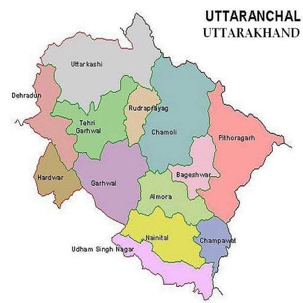 उत्तराखंड के नौ पर्वतीय जिलों में 14 और 15 अगस्त को भारी से बहुत भारी वर्षा की चेतावनी