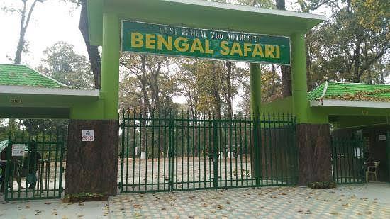 बंगाल सफारी पार्क में जल्द आने वाला है नया मेहमान