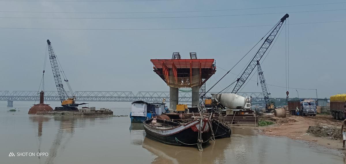 पीएम के संकल्प से सिद्धि अभियान को पूरा करेगा सिमरिया का हाईब्रिड एन्यूटी मोड पुल