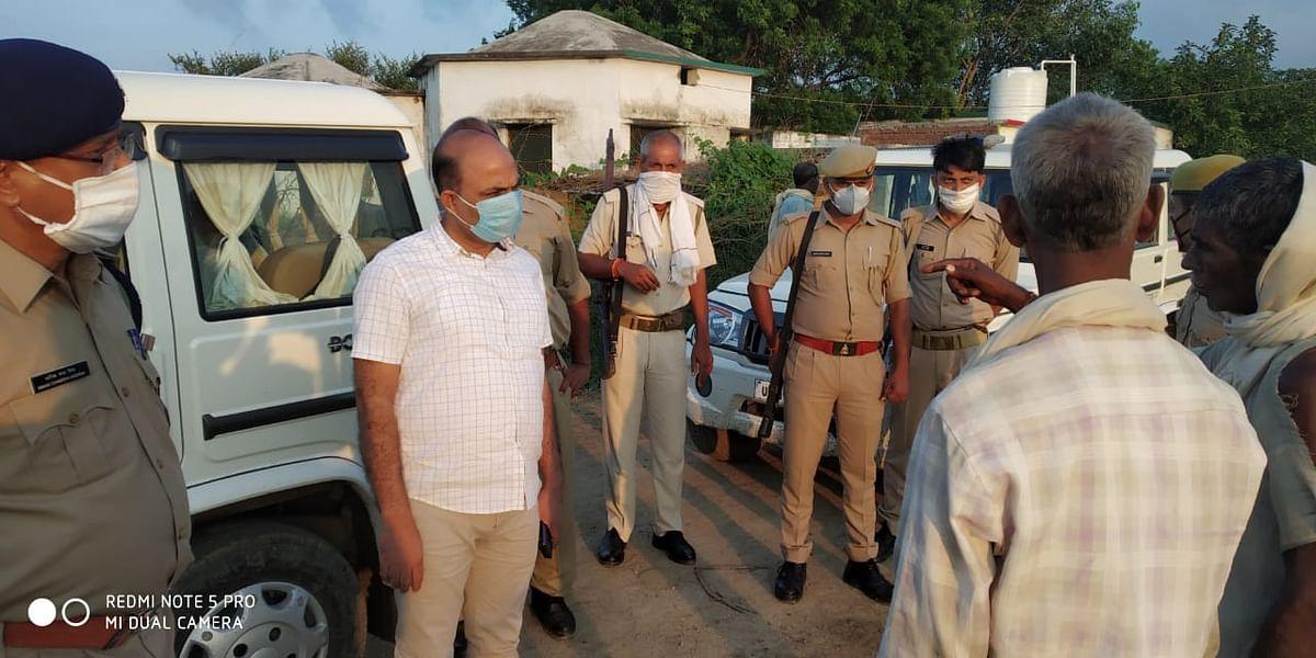 हमीरपुर में बेतवा नदी की उफान में चरवाहा बहा, सर्च ऑपरेशन शुरू