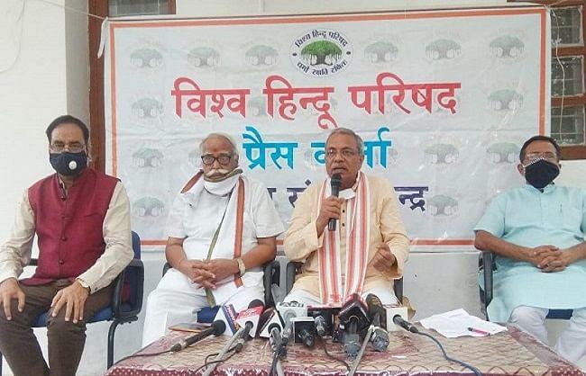 राम मंदिर का भूमि पूजन देश के लिए एक गौरवशाली क्षण: डॉ. सुरेन्द्र जैन