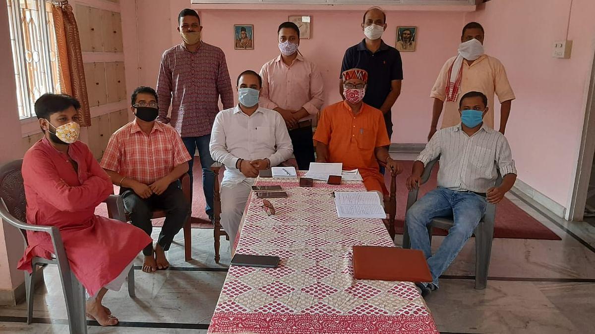 शिशु शिक्षा समिति, असम के प्रचार विभाग की चिंतन बैठक आयोजित