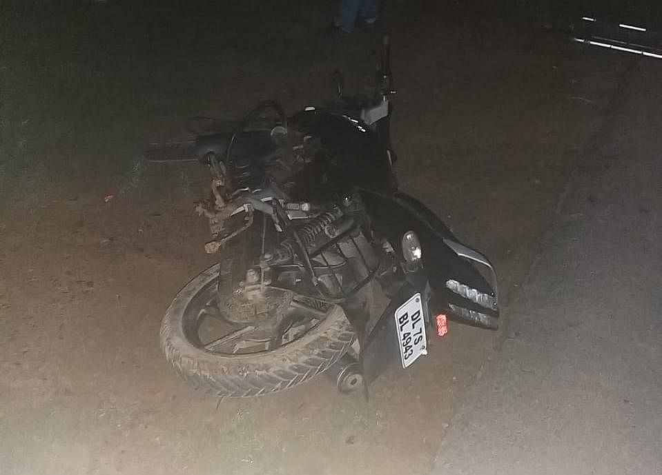 इटावा : किसान की हत्या करने वाला शूटर मुठभेड़ में गिरफ्तार