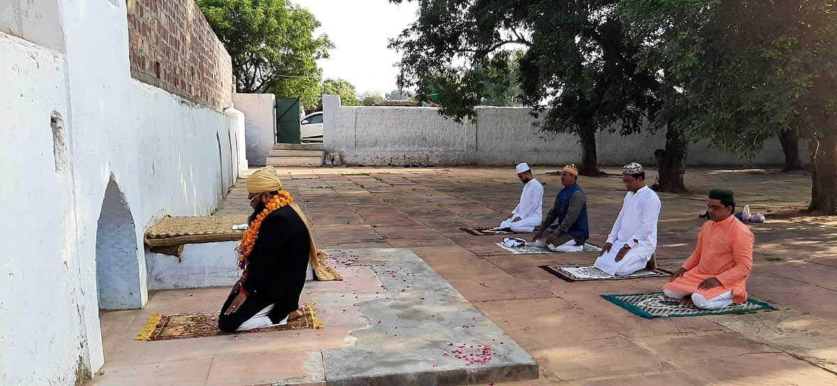 धौलपुर में श्रद्वा और उल्लास से मनाई ईद