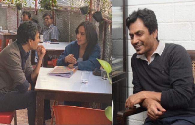 रोमांटिक-कॉमेडी फिल्म 'जोगीरा सारा रा रा' में नेहा शर्मा के साथ नजर आएंगे नवाजुद्दीन सिद्दीकी