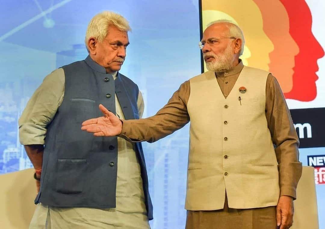 वर्तमान में गाजीपुर के दूसरे व पूर्वांचल से तीसरे राज्यपाल होंगे मनोज सिन्हा