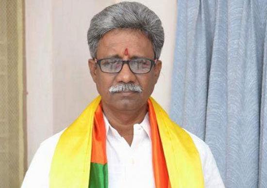 आंध्र प्रदेश : कोरोना से पूर्व मंत्री और भाजपा नेता मानिकख्याल राव का निधन