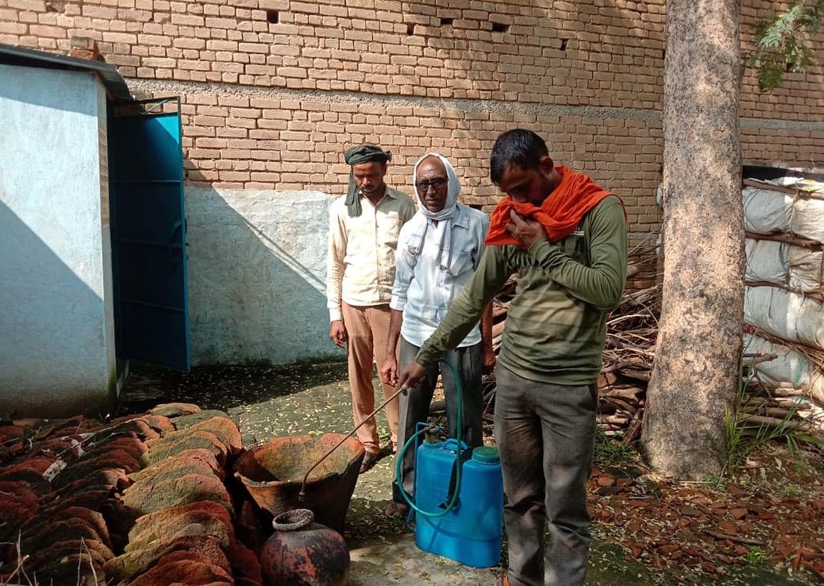 हमीरपुर में डेंगू बुखार से निपटने को स्वास्थ्य विभाग में जद्दोजहद मची