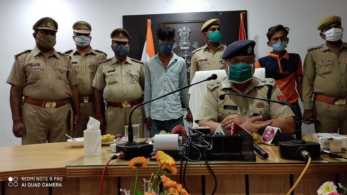 बलरामपुर : दवा सेल्समैन की हत्या का खुलासा, दो गिरफ्तार