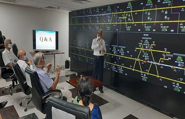सिग्नलिंग प्रौद्योगिकी विकसित करने की ओर डीएमआरसी ने बढ़ाया महत्वपूर्ण कदम