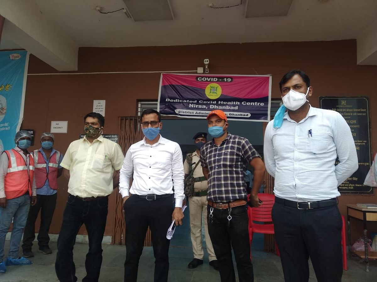 महामारी में लोगों को प्रशासन से मिलकर मदद करने की जरूरत है: सुरेंद्र कुमार