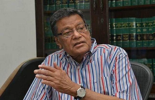 अटार्नी जनरल वेणुगोपाल ने खुद को एक सप्ताह के लिए क्वारंटाइन किया