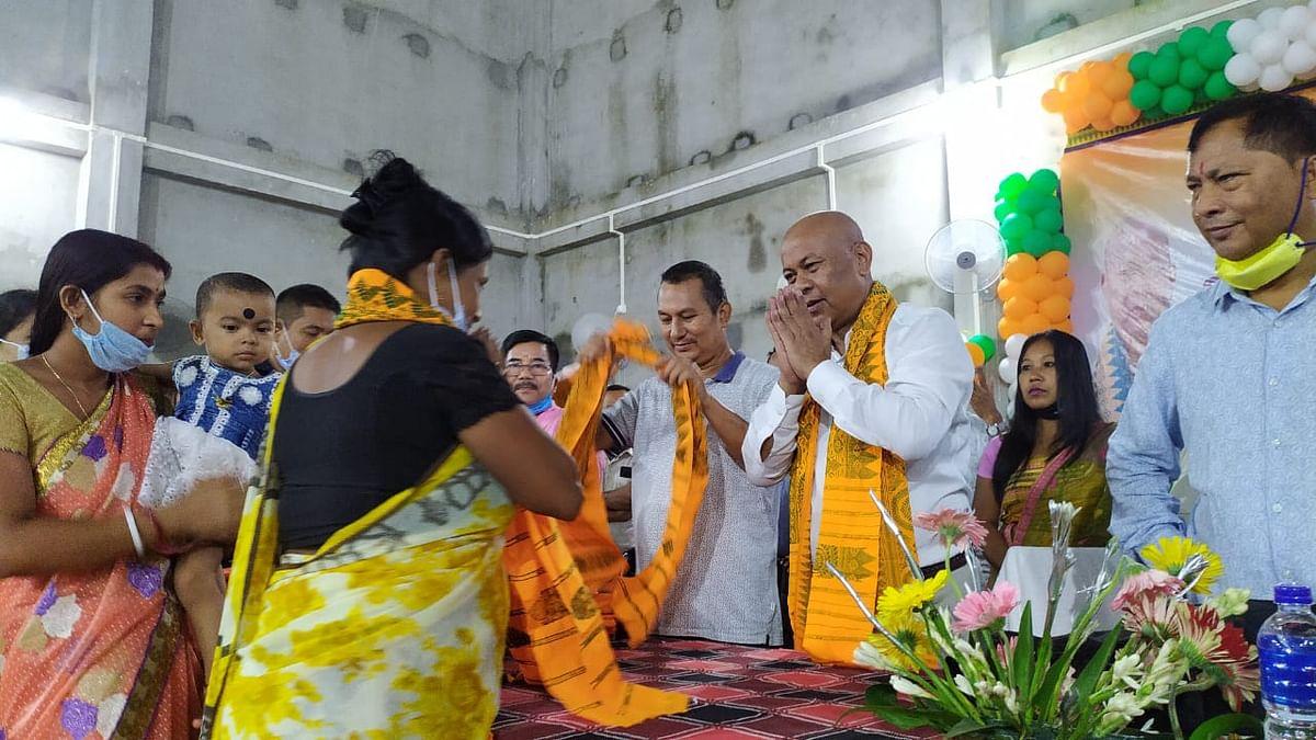 बीटीसी में बहुमत के साथ फिर बीपीएफ संभालेगी सत्ता- हग्रामा महिलारी