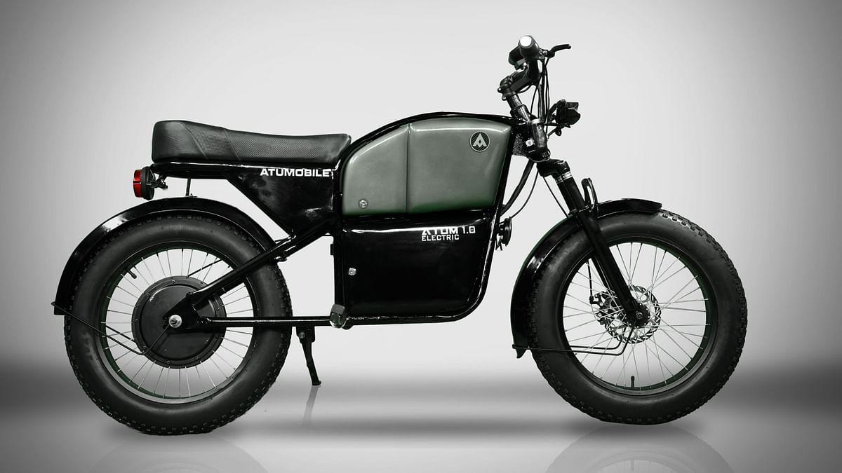 Atumobile प्राइवेट लिमिटेड ने लाँच की Atum 1.0 इलेक्ट्रिक बाइक