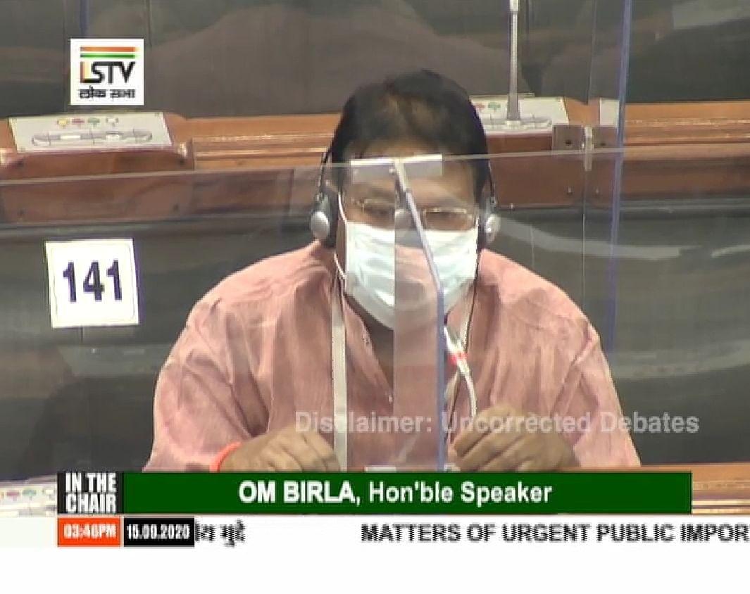 सांसद रविंदर कुशवाहा ने गोरखपुर से माझी तक फोरलेन सड़क का मुद्दा संसद में उठाया