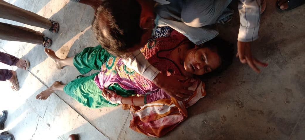 शाहजहांपुर में ससुर ने घरेलू विवाद में कुल्हाड़ी से काटकर पुत्रवधू की हत्या की
