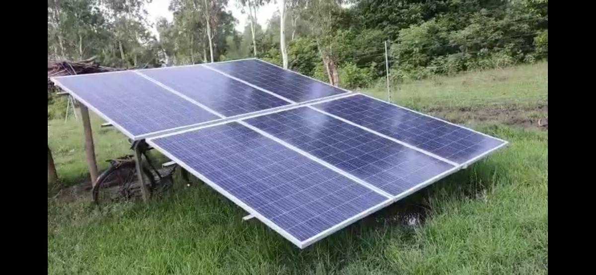 जिम कॉर्बेट पार्क ने पाई सौर ऊर्जा से रोशनी व सुरक्षा