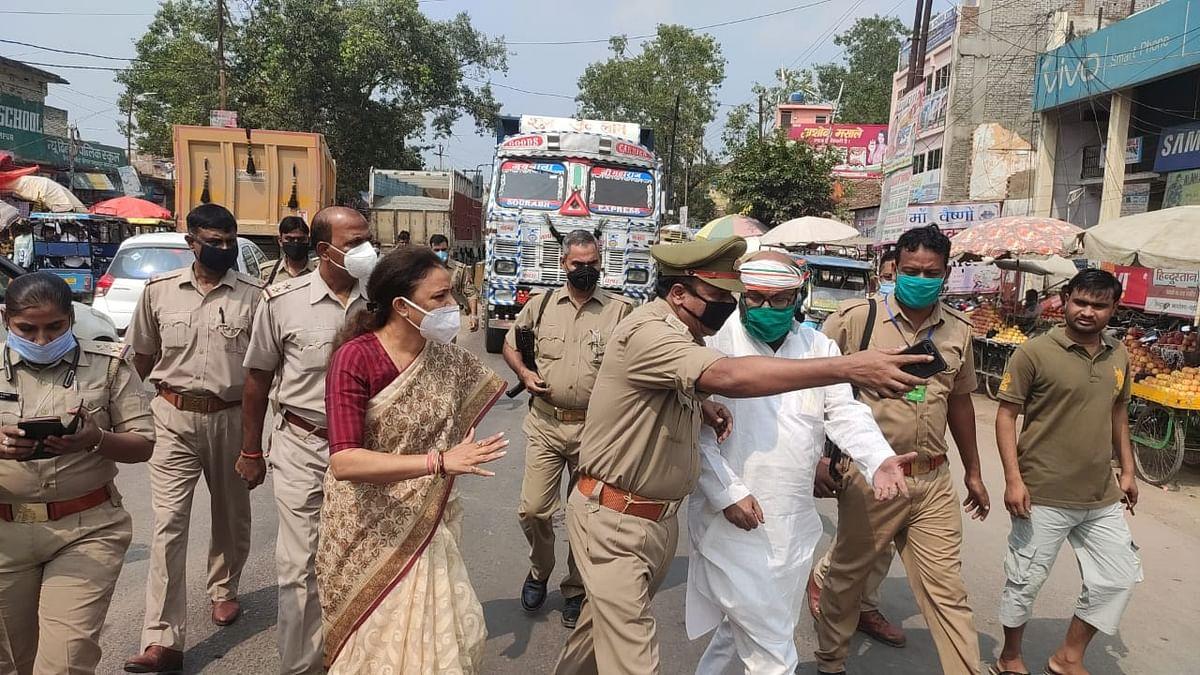 डीएम-एसपी अपराध की नर्सरी खुद चला रहे सरकारी दफ्तर से संगठित रूप से : अजय लल्लू
