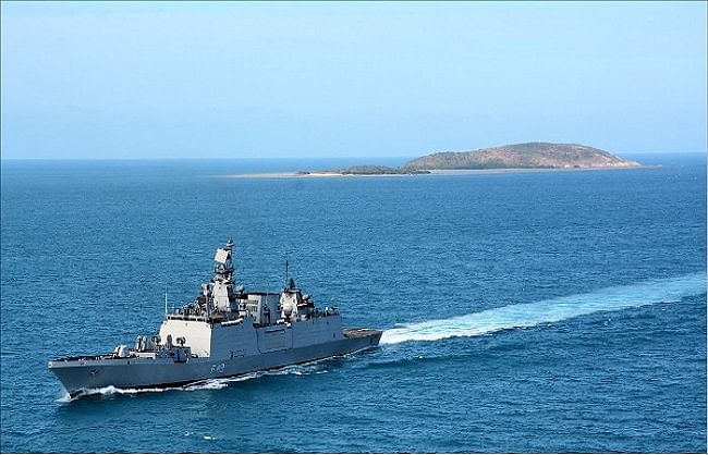 भारतीय और ऑस्ट्रेलियाई नौसेनाएं करेंगी साझा अभ्यास