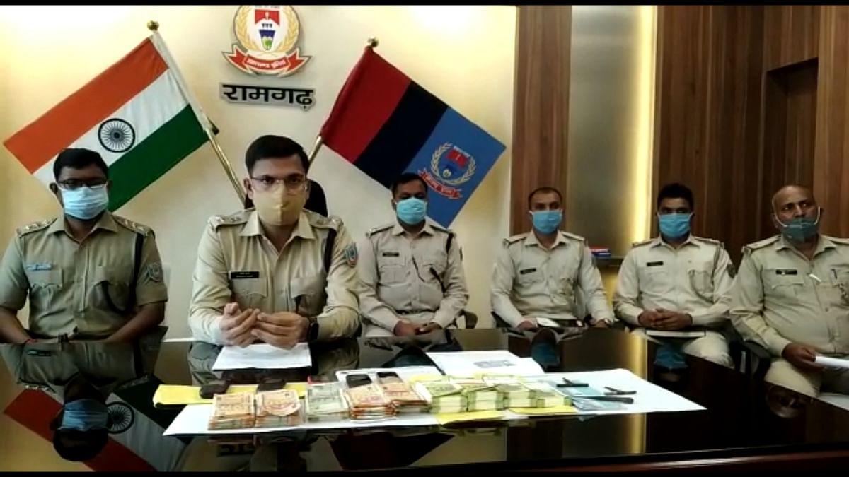 रामगढ़ में आतंक मचाने वाले बाइकर्स गैंग के तीन सदस्य गिरफ्तार