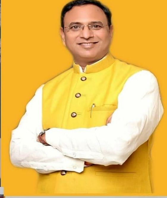 भाजपा विधायक ने प्रधानमंत्री को पत्र लिख 'जनसंख्या पर कड़ा विधान, मांग रहा है हिन्दुस्थान' की मांग की