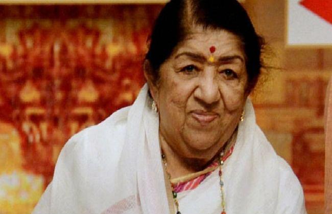दिग्गज गायिका लता मंगेशकर को बॉलीवुड हस्तियों ने खास अंदाज में दी 91वें जन्मदिन की बधाई