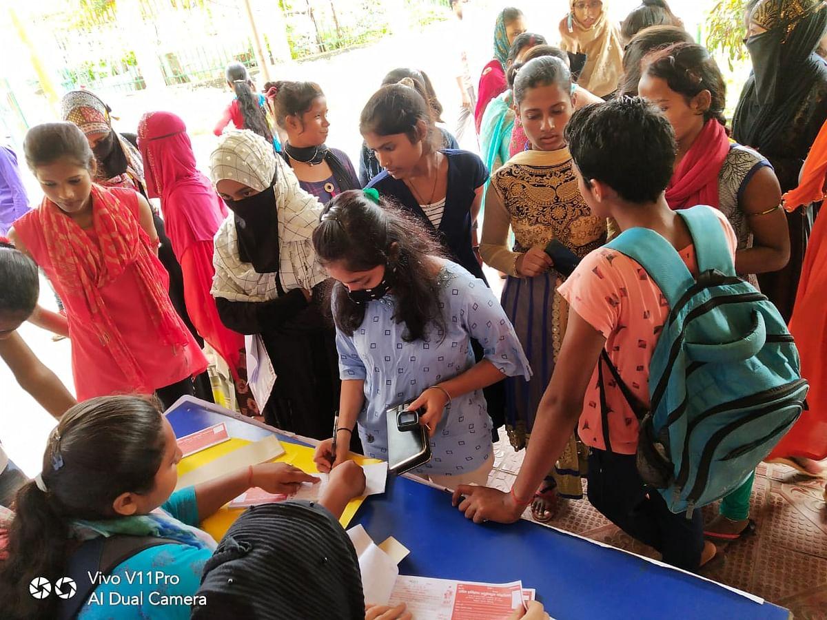 बेगूसराय में विश्वविद्यालय लिए एआईएसएफ ने शुरू किया हस्ताक्षर अभियान