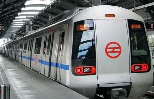 दिल्ली मेट्रो का 169 दिनों बाद शुरू हुआ परिचालन, सुरक्षा के पुख्ता इंतजाम
