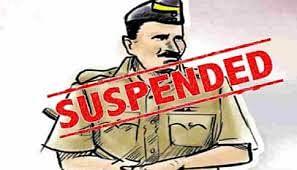 प्रयागराज में लापरवाही बरतने पर तीन निरीक्षक समेत नौ पुलिस कर्मी निलंबित
