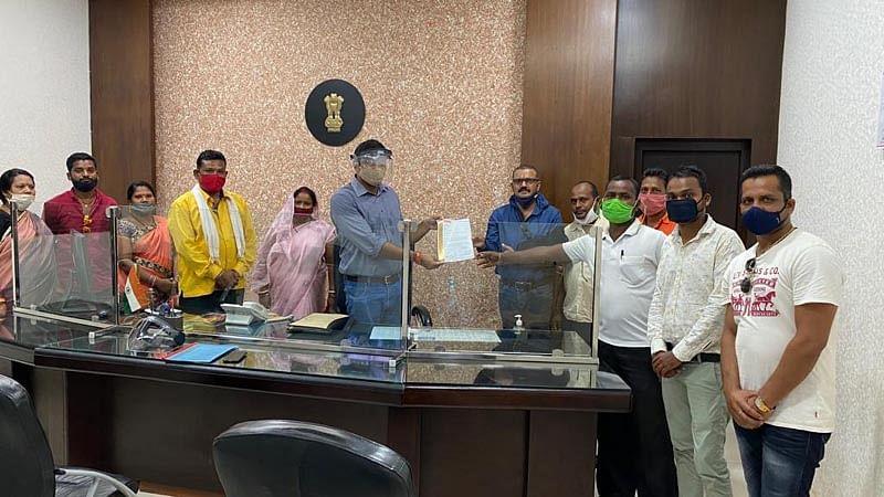 नगरीय निकाय के कर्मचारियों का एक करोड़ रुपये का बीमा हो: संजय पाण्डेय
