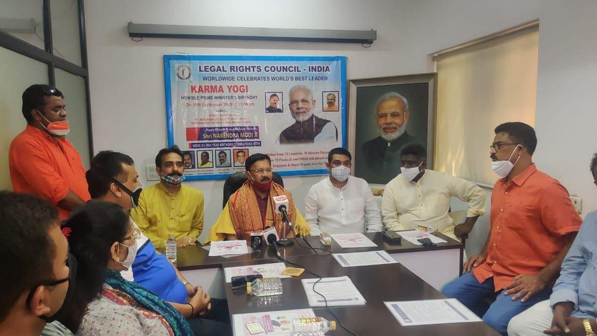 मोदी के नेतृत्व में विश्व में भारत का सम्मान बढ़ा : जाजू